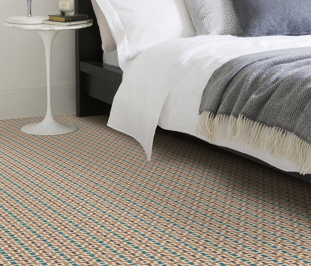 Quirky B Margo Selby Shuttle Jack Carpet 7200 in Bedroom