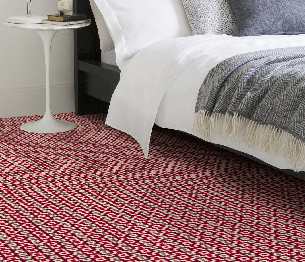 Quirky B Margo Selby Shuttle Peter Carpet 7202 in Bedroom