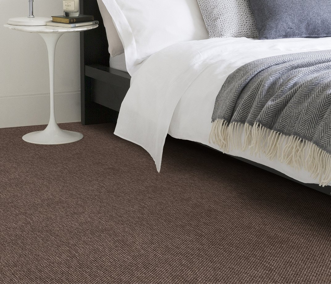 Anywhere Panama Cocoa Carpet 8022 in Bedroom