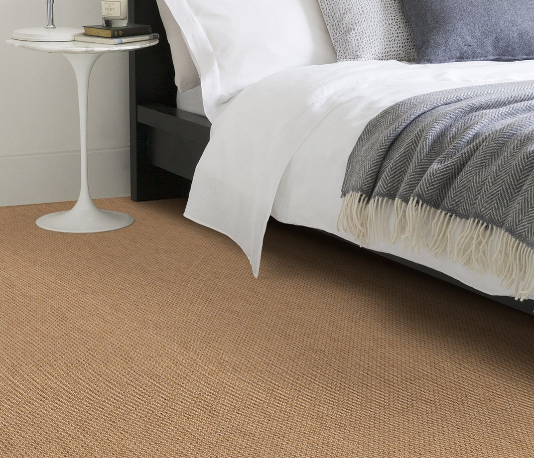 Anywhere Rope Natural Carpet 8060 in Bedroom