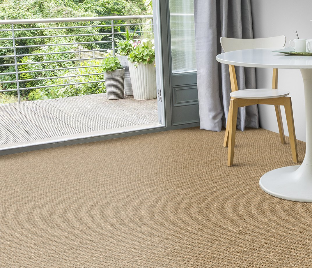 Seagrass Natural Carpet 2101 in Living Room