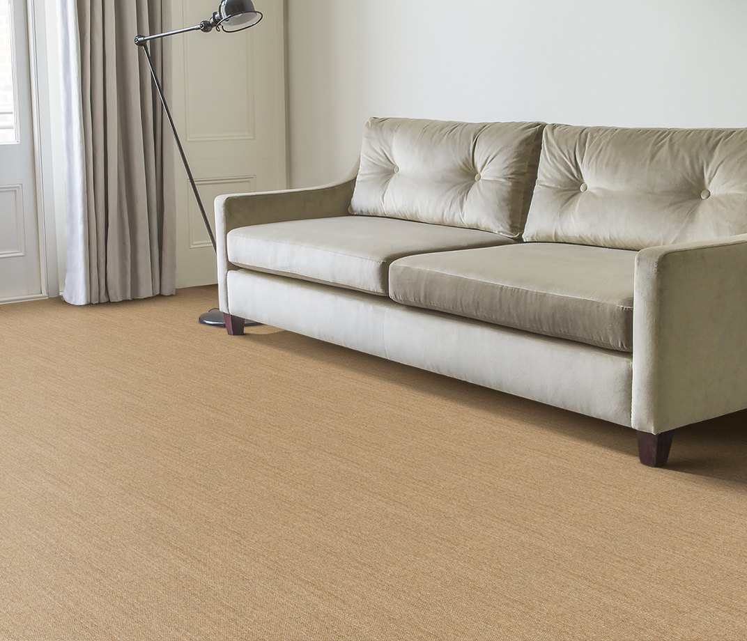 No Bother Sisal Bouclé Neatham Carpet 1400 in Living Room