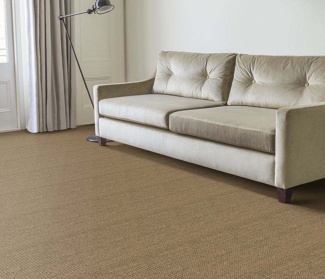 No Bother Sisal Bouclé Norleywood Carpet 1403 in Living Room