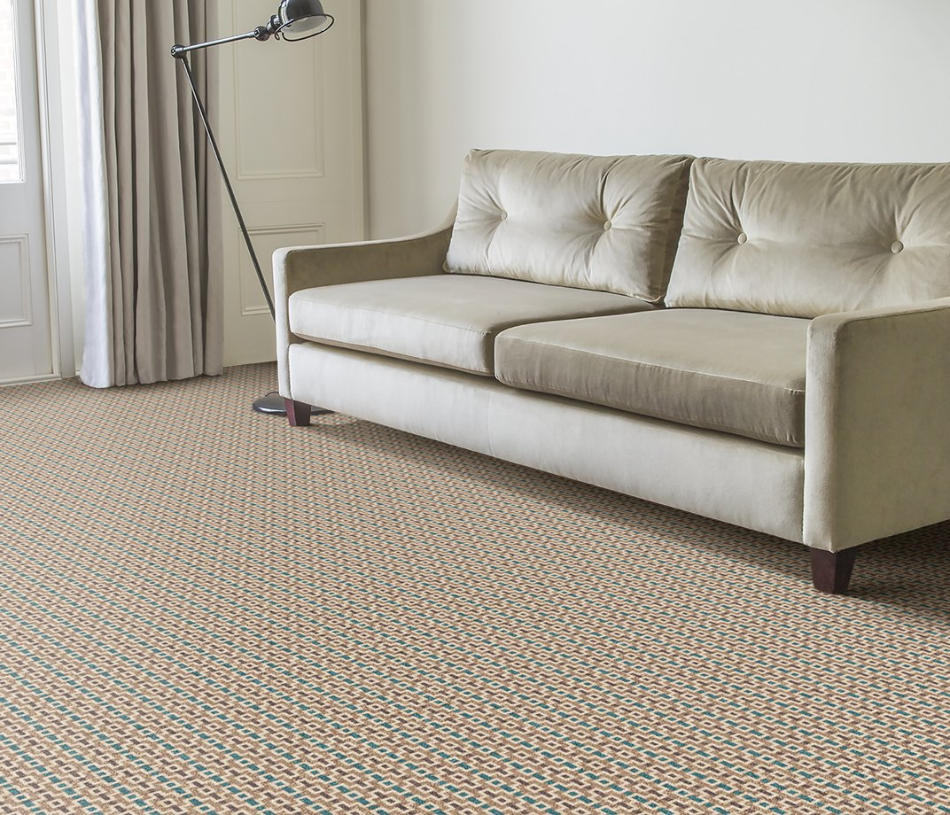 Quirky B Margo Selby Shuttle Jack Carpet 7200 in Living Room