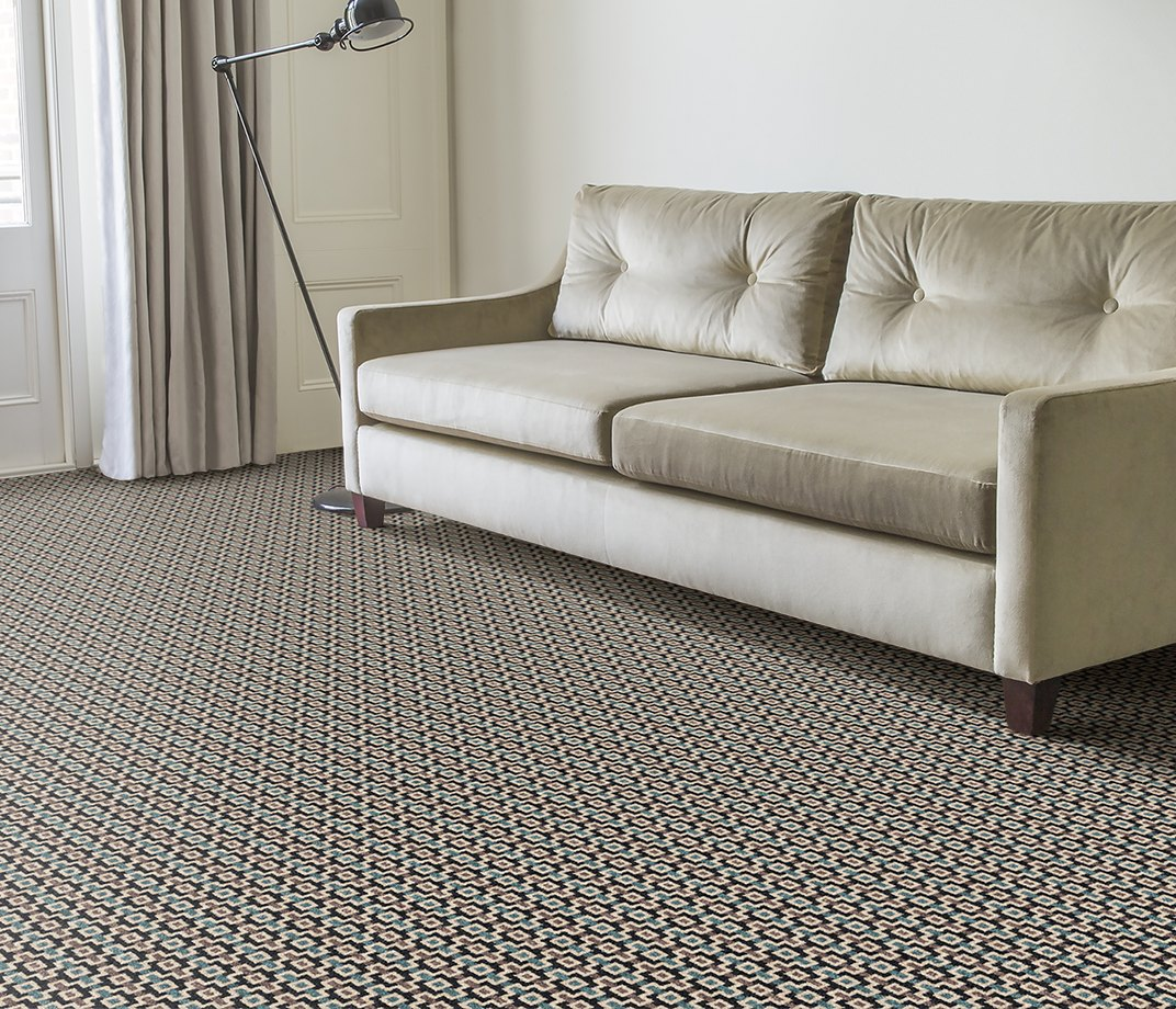 Quirky B Margo Selby Shuttle Silas Carpet 7201 in Living Room