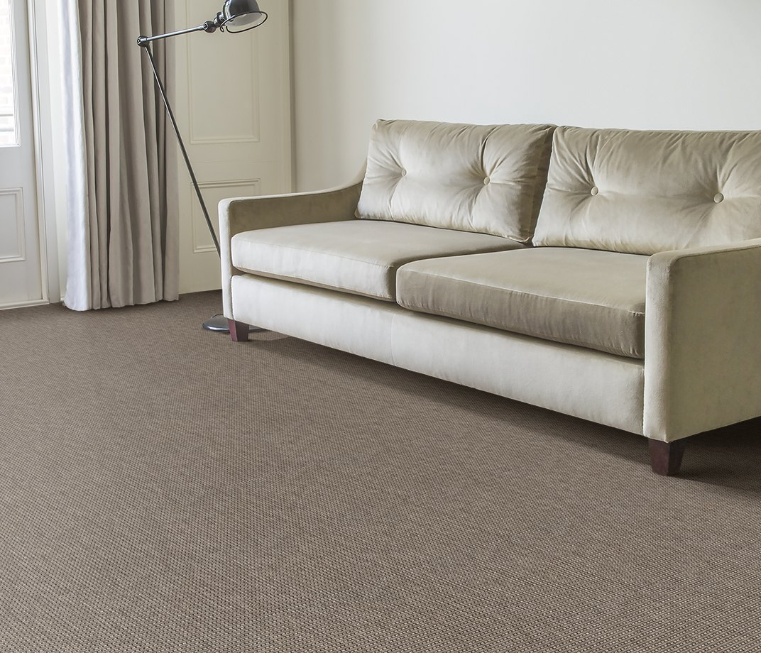 Anywhere Rope Grey Carpet 8061 in Living Room