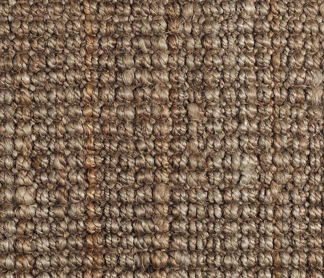Jute Big Bouclé Toast Carpet 1620 Swatch