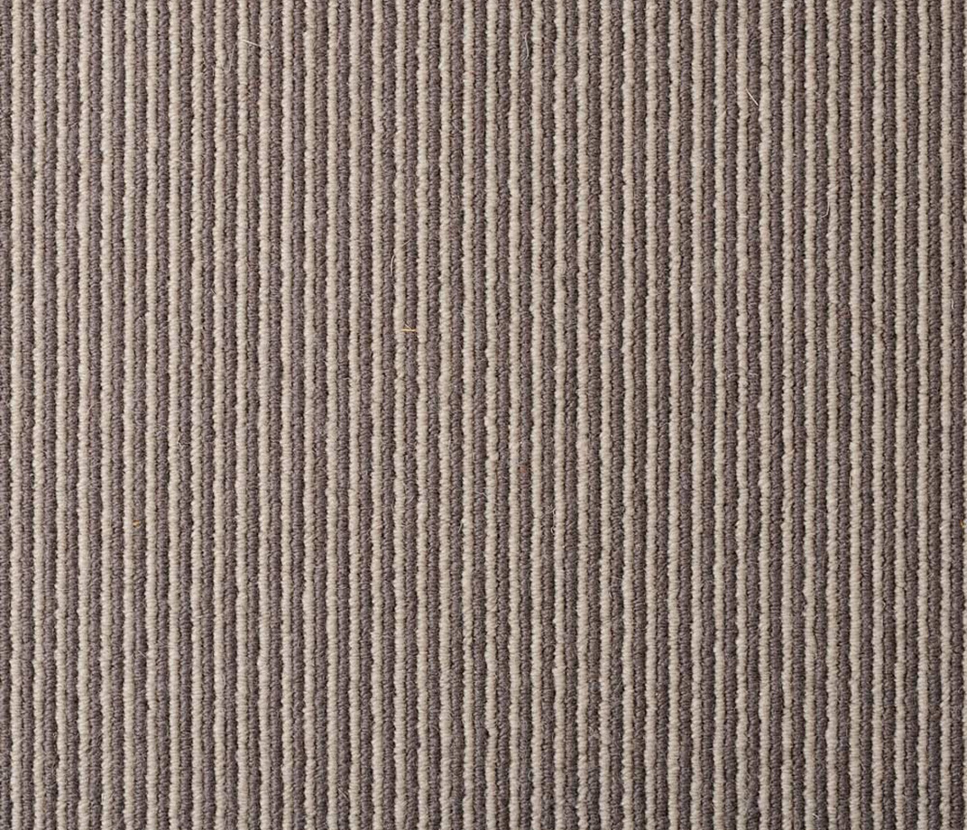 Wool Pinstripe Sable Olive Pin Carpet 1860 Swatch