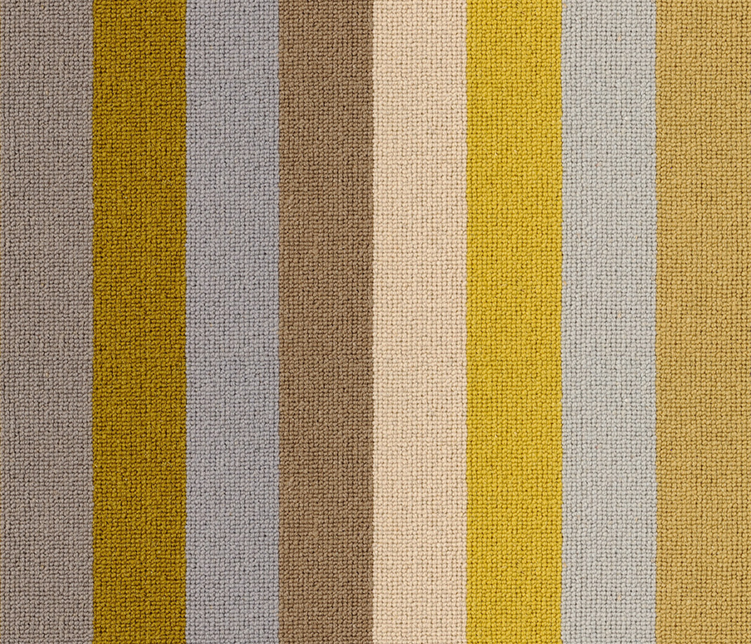 Margo Selby Stripe Sun Whitstable Carpet 1910 Swatch