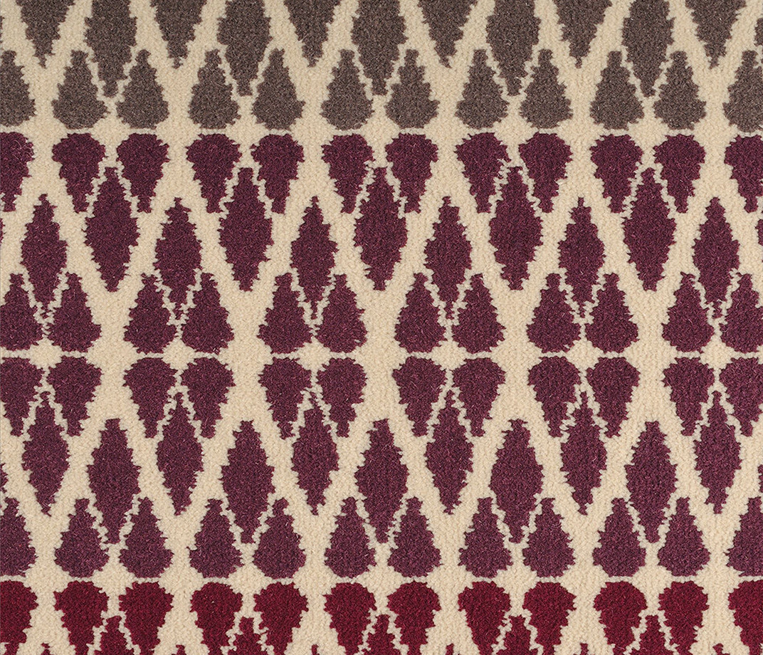Quirky B Margo Selby Fair Isle Reiko Runner 7082 Swatch