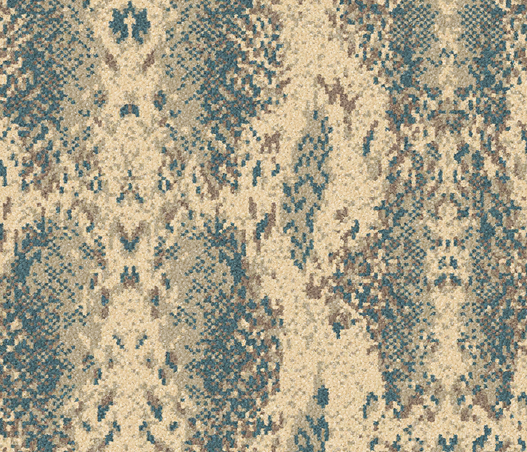 Quirky B Snake Boa Carpet 7129 Swatch