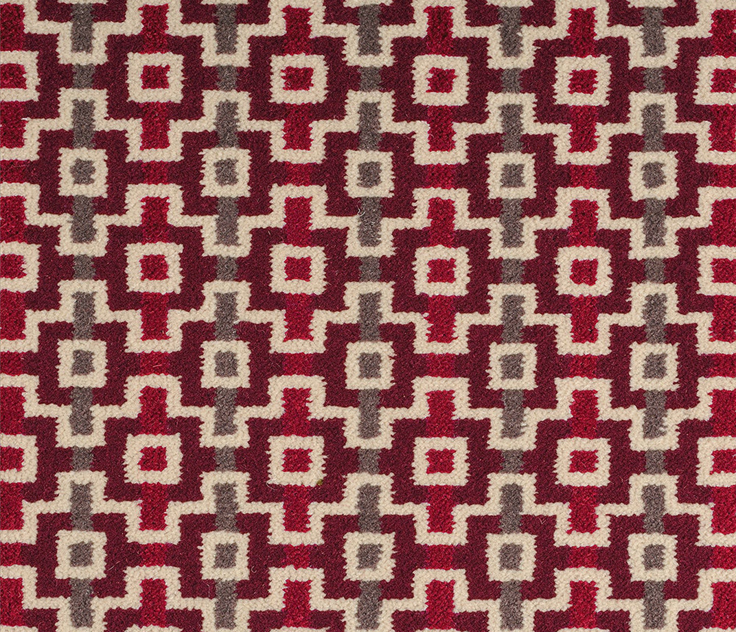 Quirky B Margo Selby Shuttle Peter Carpet 7202 Swatch