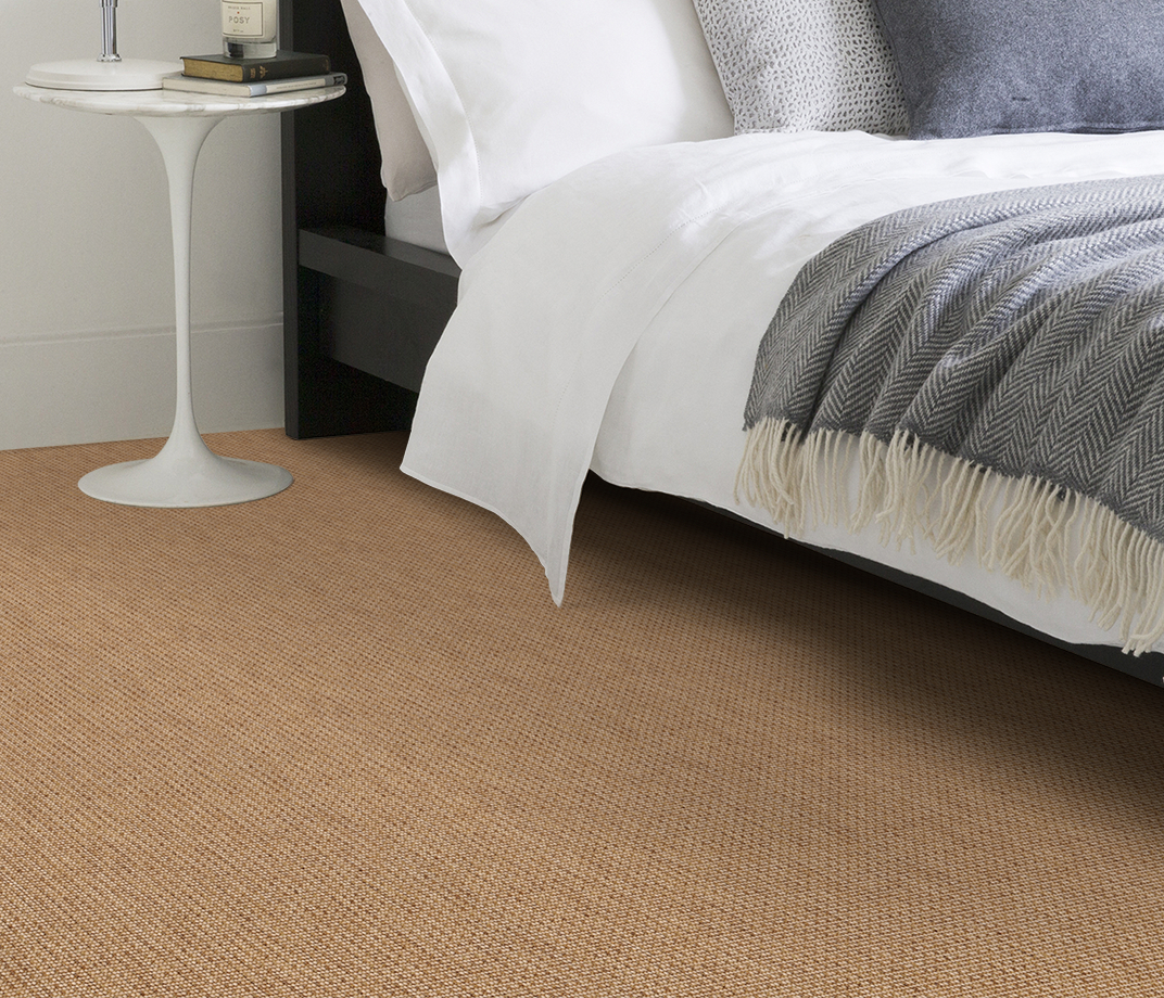 Anywhere Rope Natural Carpet 8060 in Bedroom thumb