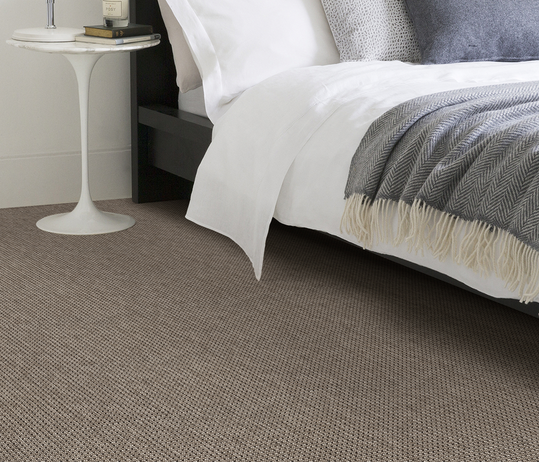 Anywhere Rope Grey Carpet 8061 in Bedroom thumb