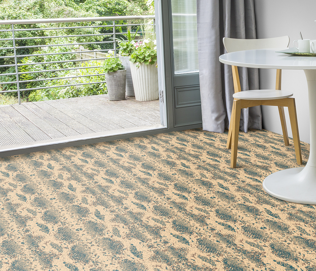 Quirky B Snake Boa Carpet 7129 in Living Room thumb