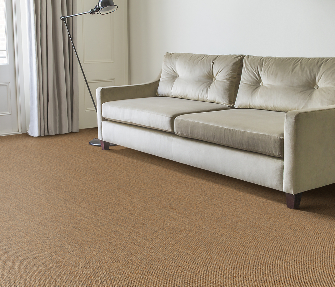 No Bother Sisal Bouclé Netley Carpet 1401 in Living Room thumb