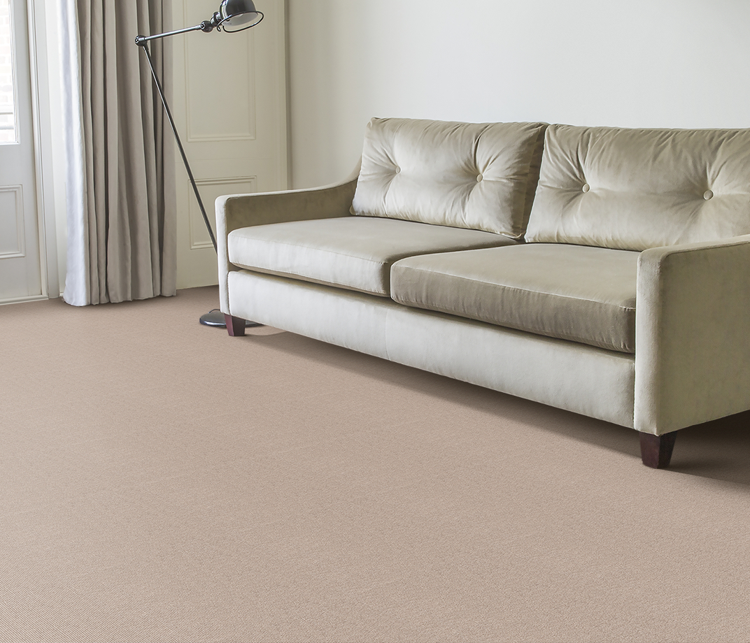 Wool Cord Olive Carpet 5787 in Living Room thumb