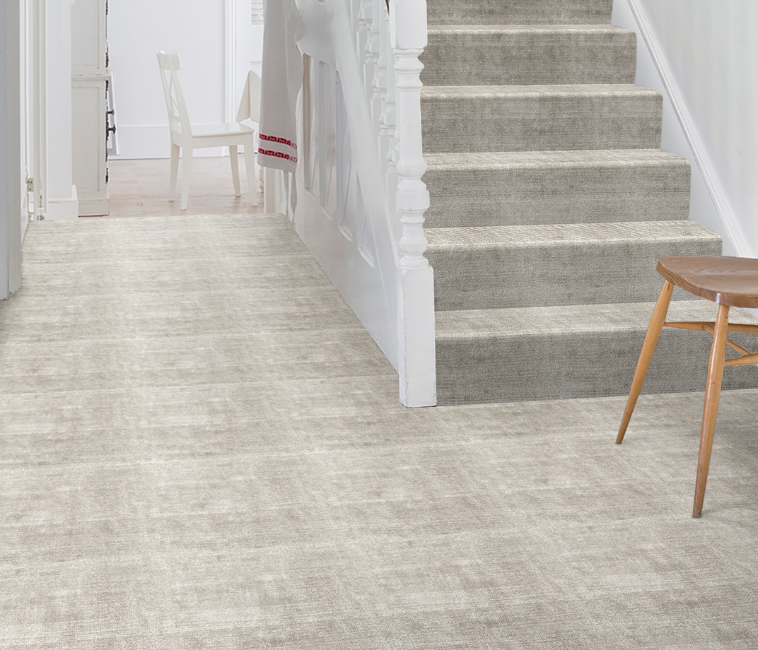 Luxx Sheer Narwhal Carpet 8080 on Stairs thumb