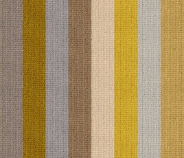 Margo Selby Stripe Sun Whitstable Carpet 1910 Swatch thumb