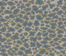 Quirky B Leopard Snow Carpet 7126 Swatch thumb