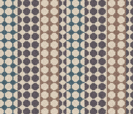 Quirky B Margo Selby Button Grey Carpet 7214 Swatch thumb