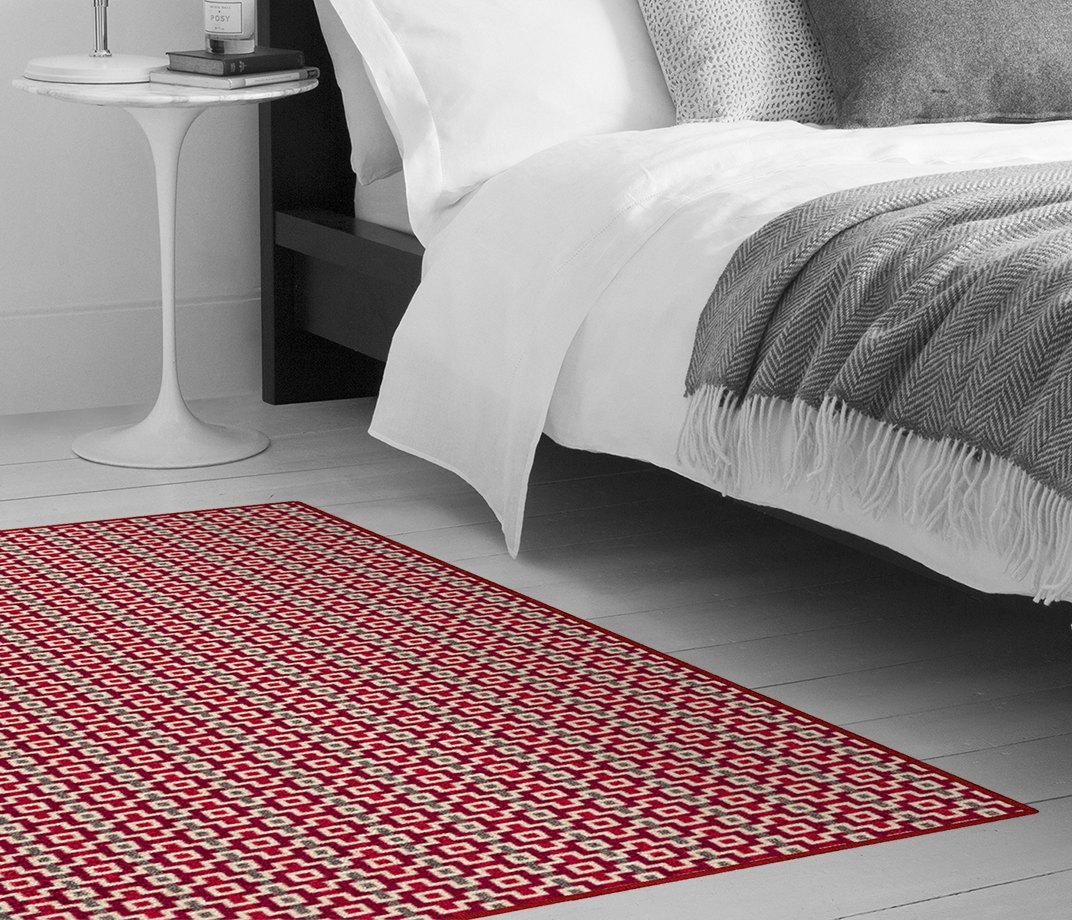 Quirky B Margo Selby Shuttle Peter Carpet 7202 Make Me A Rug