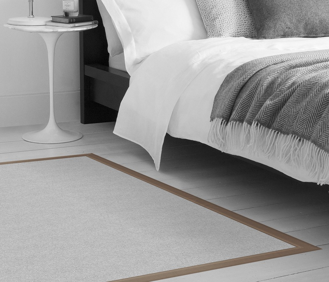 Anywhere Shale Border  in Bedroom