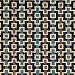 Quirky B Margo Selby Shuttle Silas Carpet 7201