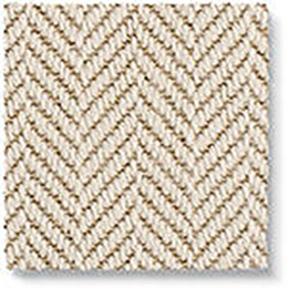 Wool Iconic Herringbone Gable Carpet 1526