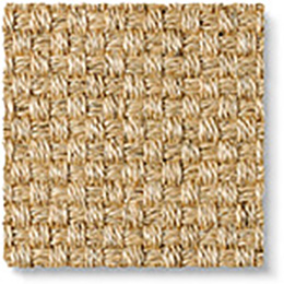 Sisal Basketweave Winter Hamper Carpet 2540