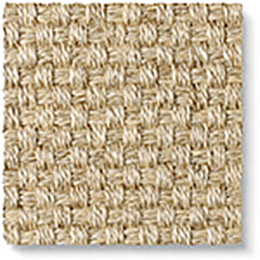 Sisal Basketweave Summer Hamper Carpet 2541