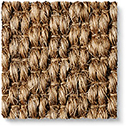 Sisal Bubbleweave Honey Bubble Carpet 2556
