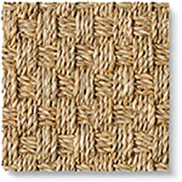 Seagrass Buckingham Basketweave Carpet 3102