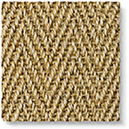 Sisal Herringbone Herne Carpet 4421