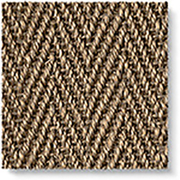 Sisal Herringbone Hinton Carpet 4425
