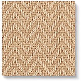 Jute Carpets & Flooring Chevron Natural 4616
