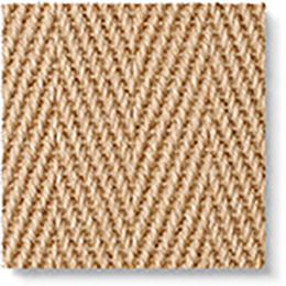Jute Carpets & Flooring Herringbone Natural 4617