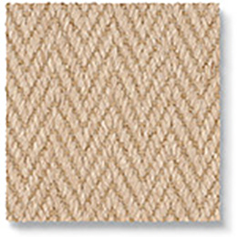 Wool Herringbone Zig Zag Morel Carpet 4680