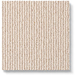 Wool Cord Bone Carpet 5788