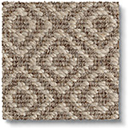 Wool Crafty Diamond Marquise Carpet 5943