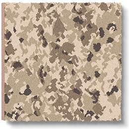 Quirky Camo Bare Runner by Ella Doran 7090