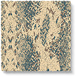 Quirky B Snake Boa Carpet 7129