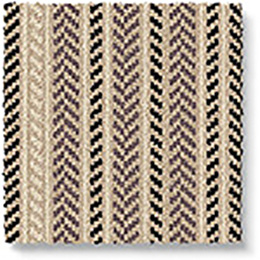 Quirky B Hot Herring Mocha Carpet 7137