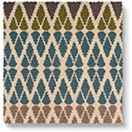 Quirky B Margo Selby Fair Isle Annie Carpet 7210