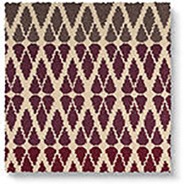 Quirky B Margo Selby Fair Isle Reiko Carpet 7212