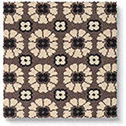 Quirky B Ashley Hicks Daisy Gerbera Carpet 7260