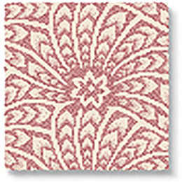Quirky B Liberty Fabrics Designs Coral 7502