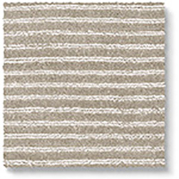 Luxx Stripe Beluga Carpet 8090